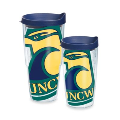 Tervis® University of North Carolina Wilmington 16–Ounce Colossal Wrap Tumbler with Lid