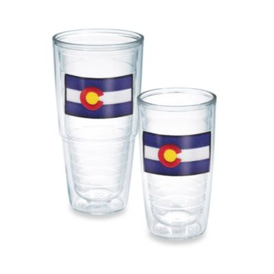 Tervis® Colorado State Flag 16–Ounce Tumbler