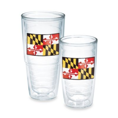Tervis® Maryland Flag 16-Ounce Tumbler