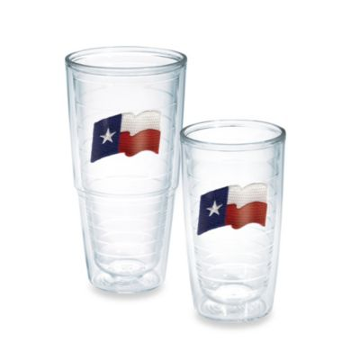 Tervis® Texas Flag 24–Ounce Tumbler