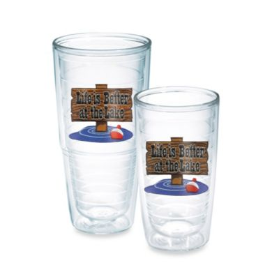 Microwave Safe Lake Tumbler