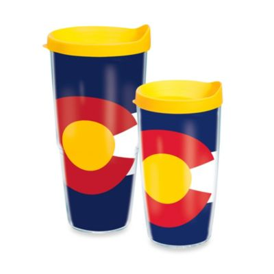 Tervis® Colorado State Flag 16–Ounce Wrap Tumbler with Lid