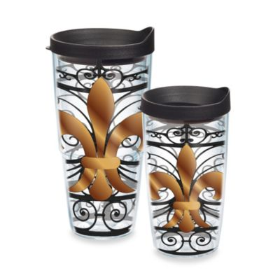 Tervis® Fleur Des Lis Gate 16-Ounce Wrap Tumbler with Lid