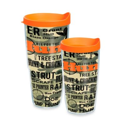 Tervis® Hunting Slang 16–Ounce Wrap Tumbler with Lid
