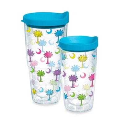 Tervis® Palmetto Moon Wrap 16-Ounce Tumbler with Lid in Multicolor