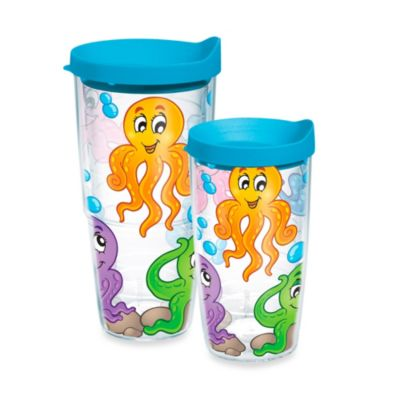 Tervis® Whimsical Octopus Tumbler with Blue Lid