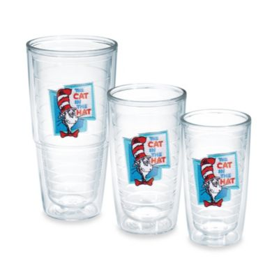 Freezer Safe Seuss Tumbler