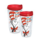 Tervis® Dr. Seuss™ The Cat in the Hat Wrap Tumbler with Red Lid