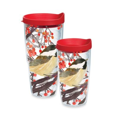 Tervis® 16-Ounce Chickadee Wrap Design Tumbler with Lid