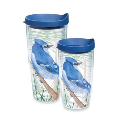 Tervis® 24-Ounce Blue Bird Wrap Design Tumbler with Lid