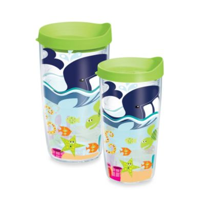 Tervis® 10-Ounce Underwater Scene Wrap Design Tumbler with Lid