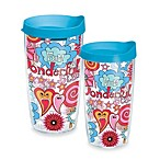 Tervis® Pop Art Wrap Tumbler with Blue Lid