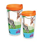 Tervis® Safari Animals Wrap Tumbler with Orange Lid