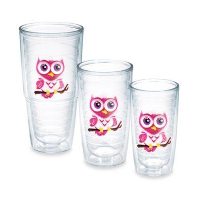 Tervis® Hallmark Satin Happy Owl 24-Ounce Tumbler