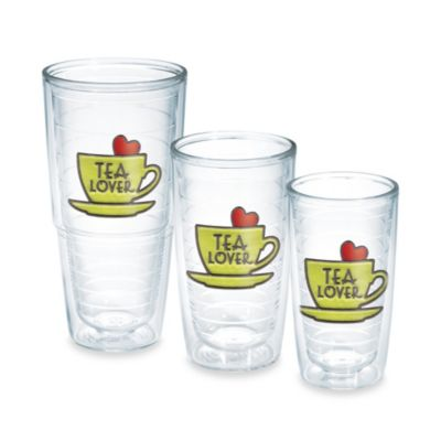Tumbler Tea Lover 16-Ounce Tumbler