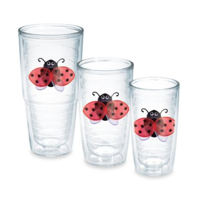 Tervis® Layered Lady Bug Emblem Tumbler