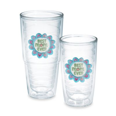 Tervis® Hallmark Satin Best Mom 16-Ounce Tumbler