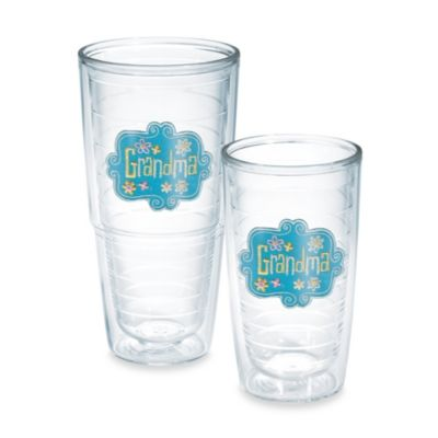 More Gifts > Tervis® Hallmark Satin Best Grandma 16-Ounce Tumbler