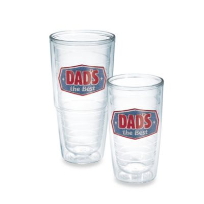 Tervis® Hallmark Denim Best Dad 16-Ounce Tumbler