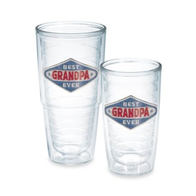 Tervis® Hallmark Best Grandpa Ever Denim 16–Ounce Tumbler