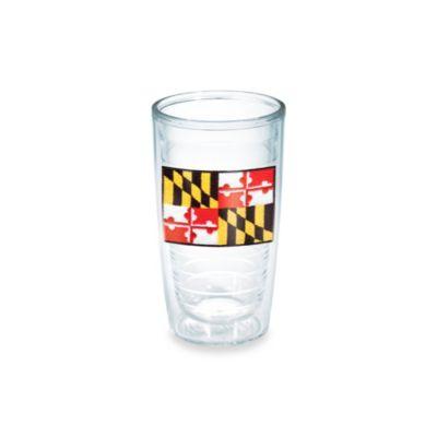 Tervis® Maryland Flag 16-Ounce Tumbler
