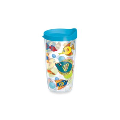 New York Giants Tervis 24oz. Bubble Up Wrap Tumbler with Lid