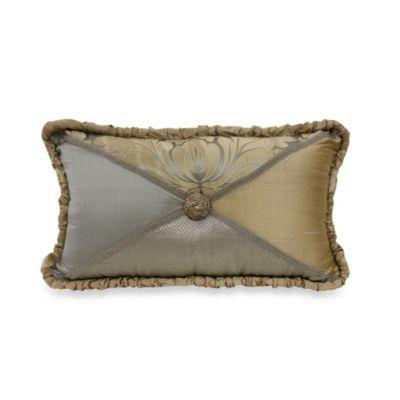 Austin Horn Classics Duchess Boudoir Button Throw Pillow