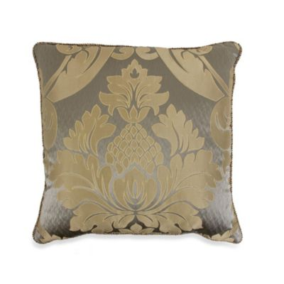 Gold Metalic Bed Pillow