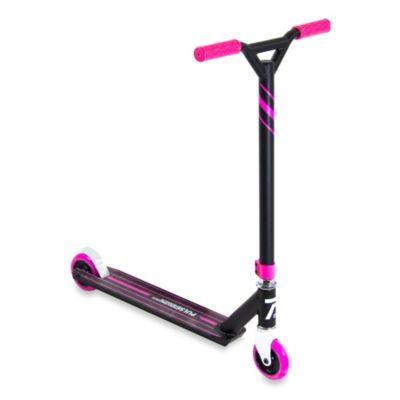 Pulse Performance Products Krusher Freestyle Scooter in Black