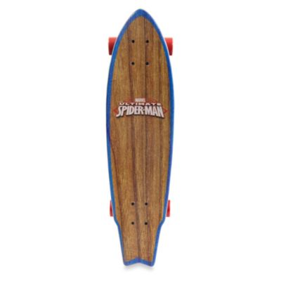 Ultimate Spiderman 31-Inch Kids Longboard
