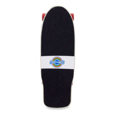 Kryptonics 30-Inch Retro Skateboard