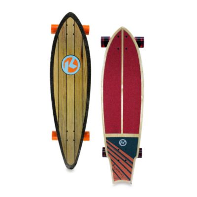 Kryptonics 37-Inch Pintail Longboard