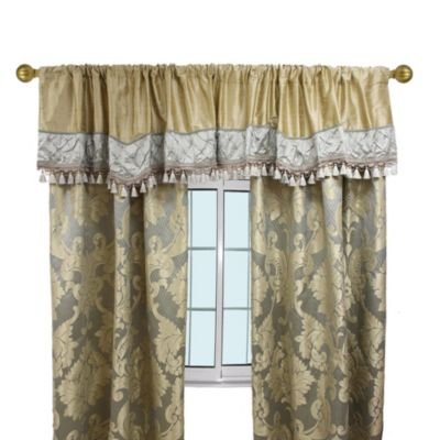 French Window Treatments