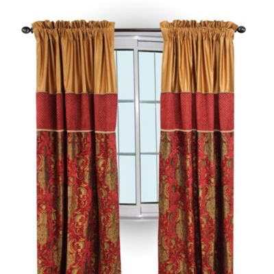 Austin Horn Classics Montecito 84-Inch Window Panel Pair