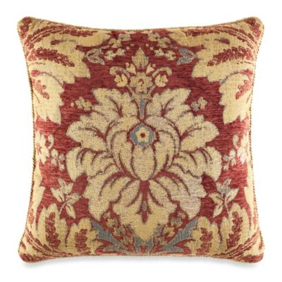 Croscill® Fresco 18-Inch Square Toss Pillow