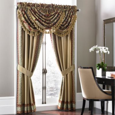 Croscill® Fresco Window Valance