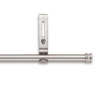 Cambria® Classic Complete® 48-Inch x 88-Inch Decorative Drapery Rod in Brushed Nickel