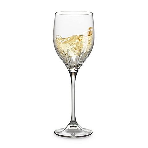 Buy vera wang wedgwood duchesse 12 ounce wine glasses from bed bath beyond - Vera wang stemware ...