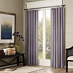 Rivianna Mini-Grommet Tab-Top Window Curtain Panels