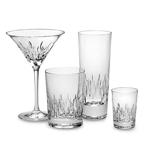 Vera wang wedgwood duchesse crystal barware and stemware bed bath beyond - Vera wang stemware ...