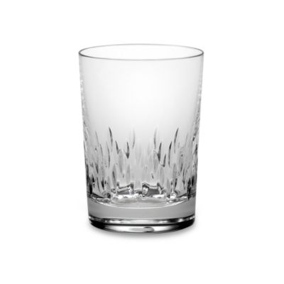Vera Wang Wedgwood® Duchesse 10-Ounce Double Old Fashioned Glasses (Set of 4)