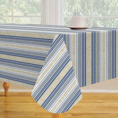 East Hampton Vinyl Tablecloth