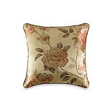 J. Queen New York™ Heritage Coral Square Toss Pillow