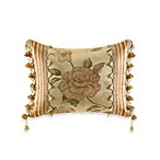 J. Queen New York™ Heritage Coral Boudoir Toss Pillow