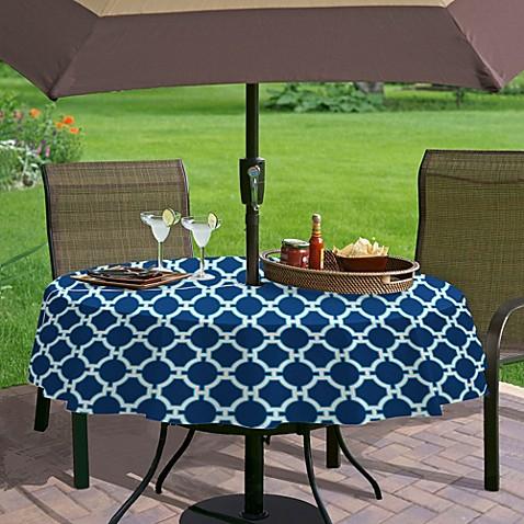 Lattice Vinyl Tablecloth Bedbathandbeyond Ca