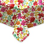 Victoria Gardens Vinyl Tablecloth