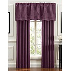 Braxton Window Valance in Purple