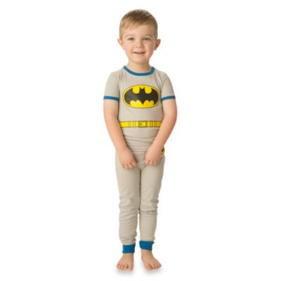 Intimo Batman 2-Piece Snug-Fit Pajama Set