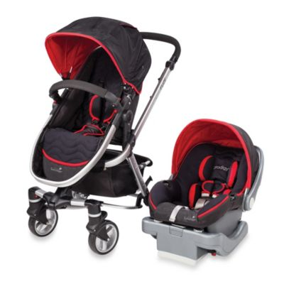 Summer Infant® Fuze™ Travel System with Prodigy® Infant Car Seat in Jet Set