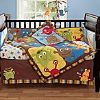 Bananafish® Baby Monster Plush Blanket
